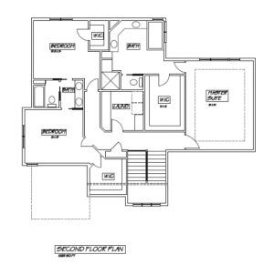 House Plans Also House Plans With 6 Bedrooms 4000 Sq Ft On Large Home