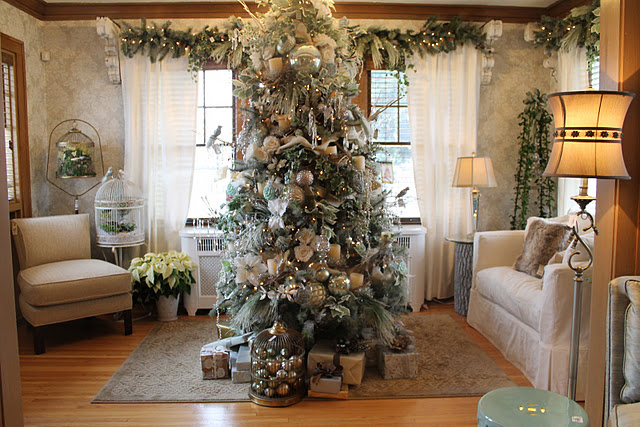 Holiday Home Decorating Ideas martha stewart holiday home depot decorating ideas Bachmans Home For The Holiday House Tour Holiday Home Boutique In Minneapolis Holiday Decorating