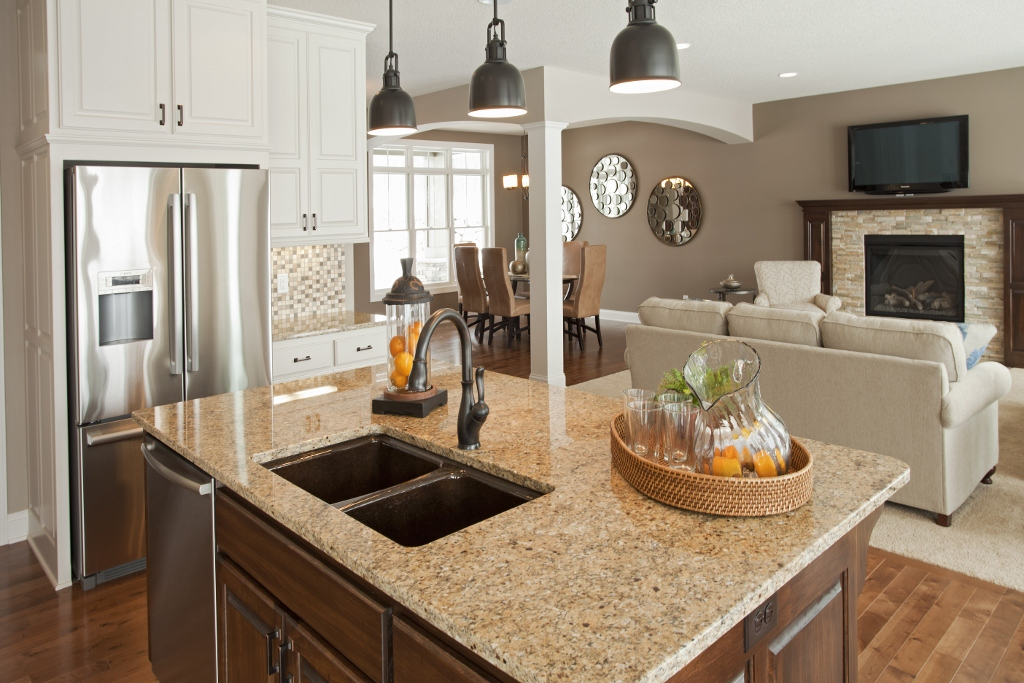 Last Chance to View Concordia Model Home of Spring Meadows ... on Modern:ln_Sacsp1Ua= Kitchen Model  id=95270