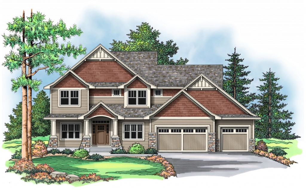New Model Home For Sale In Plymouth Minnesota Nih