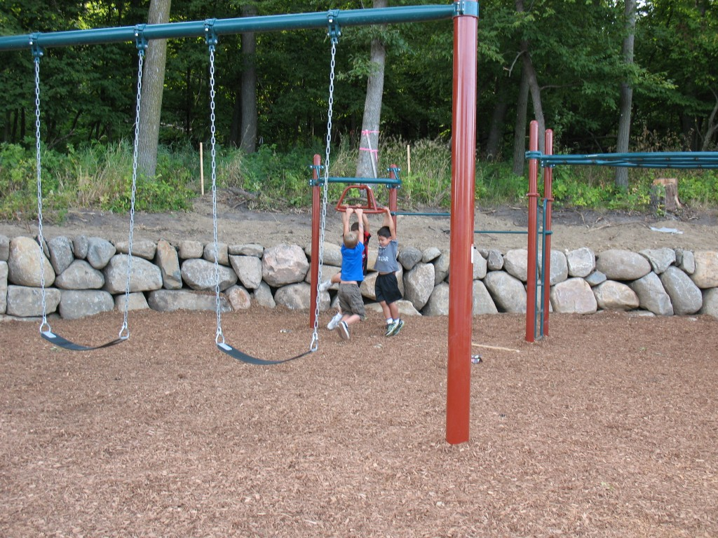 Playground At Spring Meadows Is Complete Nih Homes