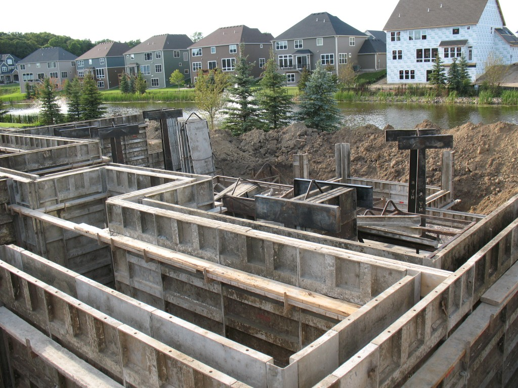 new home foundations pictures to pin on pinterest