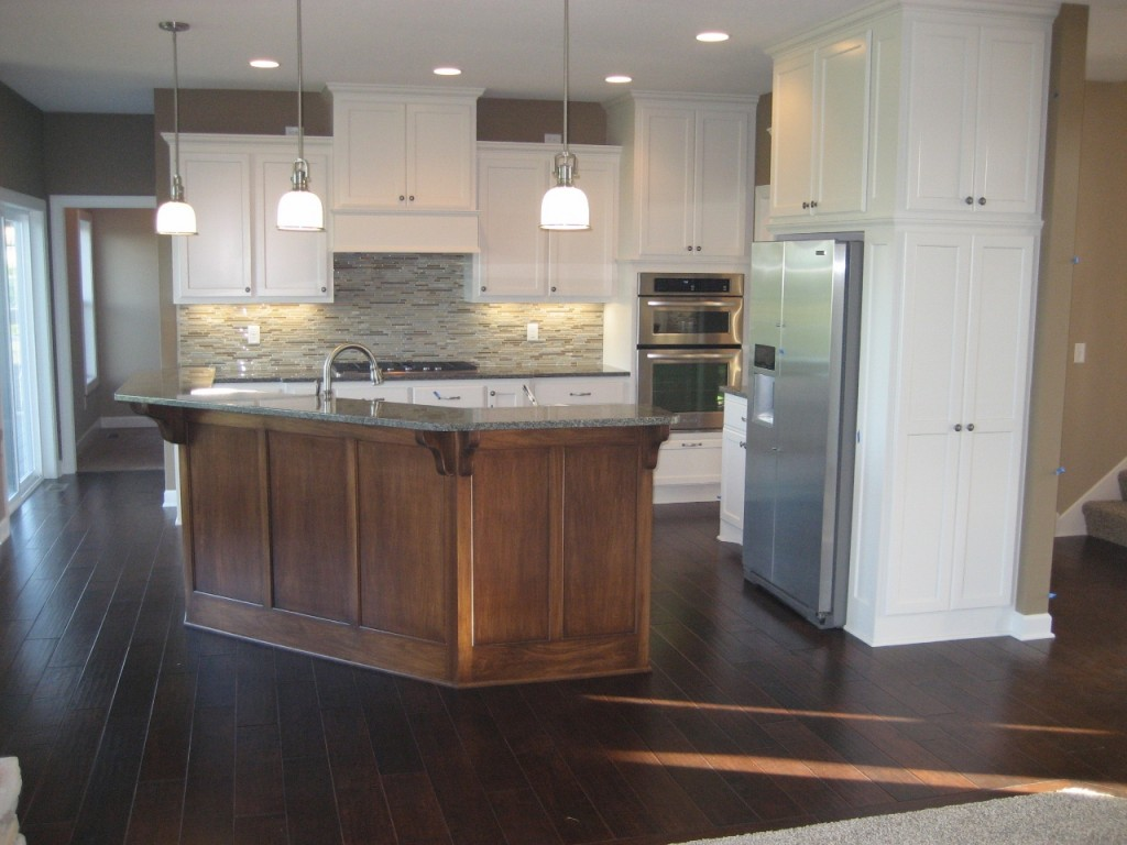 Kitchen Of Luxury Home, Luxury Kitchen, Kitchen In Rogers Minnesota,