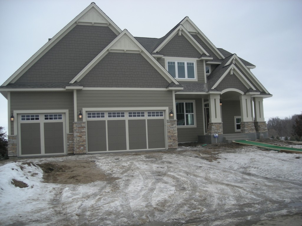 Model homes minnesota