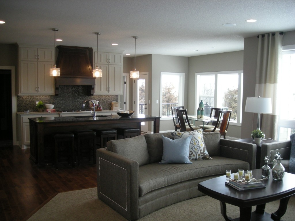 Parade Of Homes Model Home At Terra Vista Staged And Ready