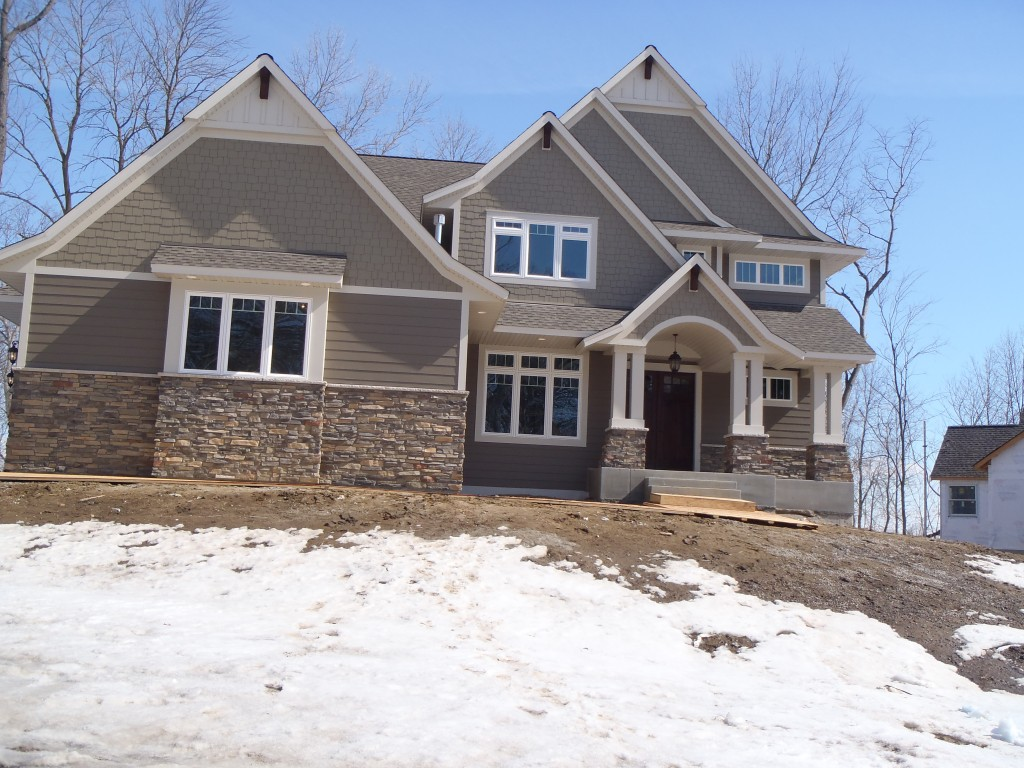 Newest Home In Taylor Creek Of Plymouth Mn Is Completed