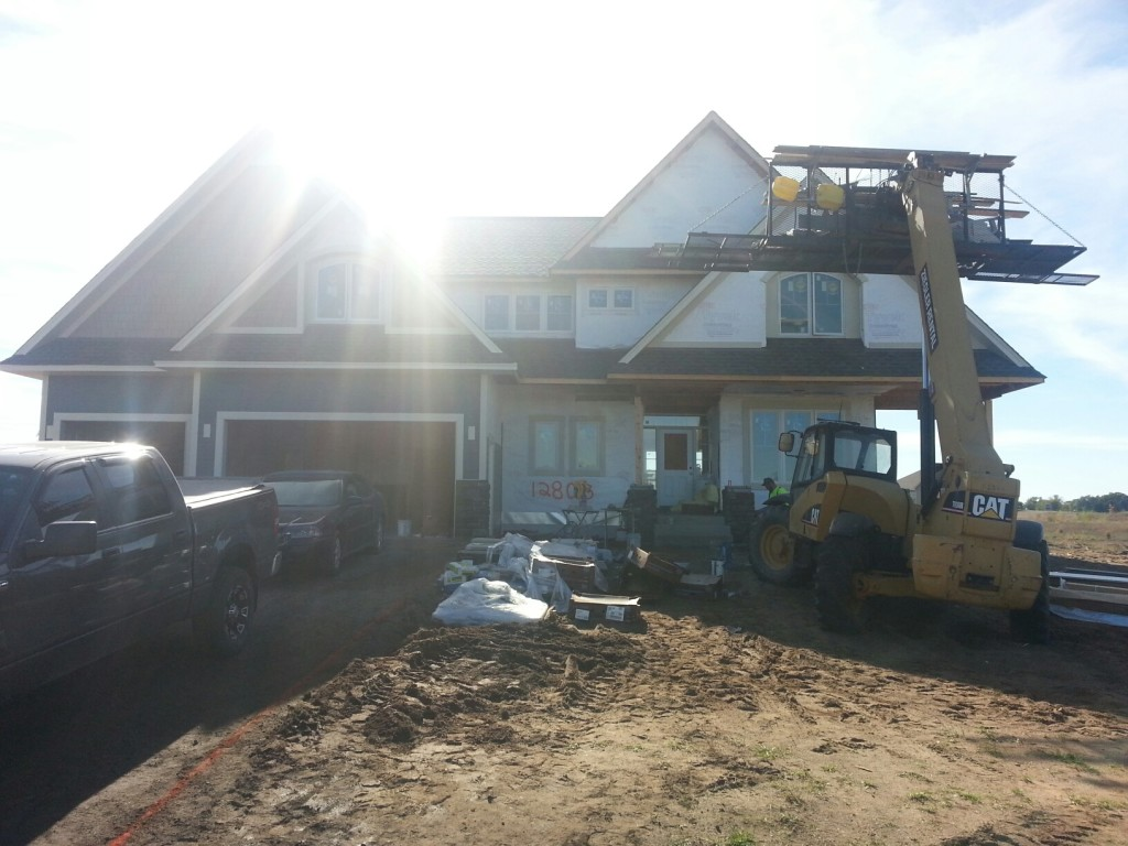 Luxury home in mississippi cove of otsego mn nih for Home builders in south mississippi