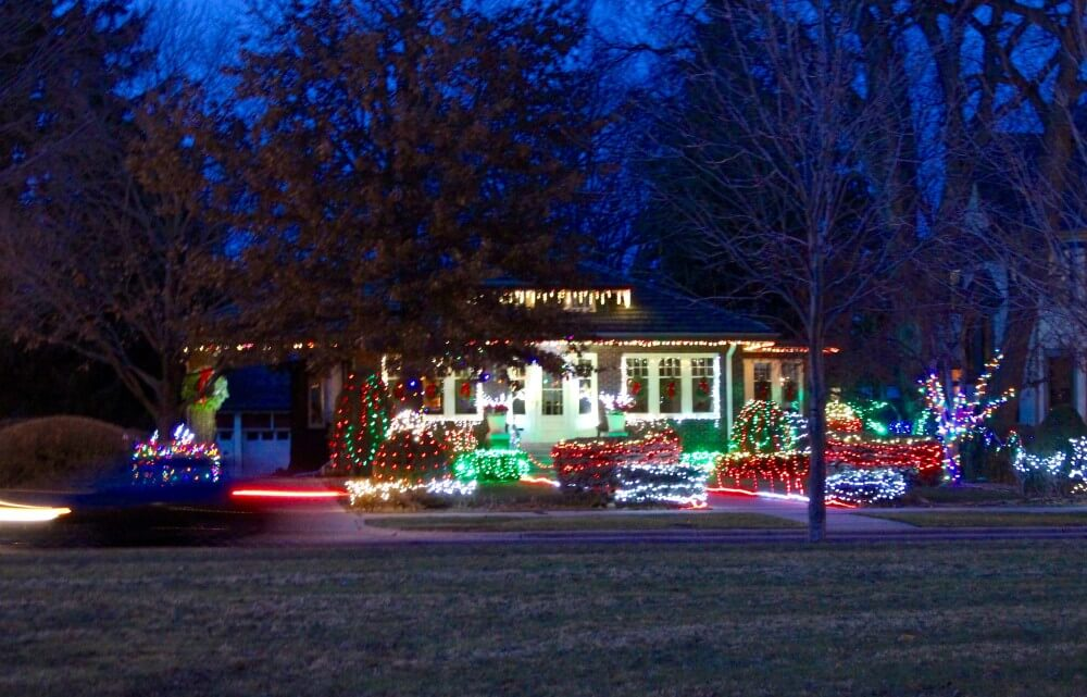 Holiday Lights in the Twin Cities