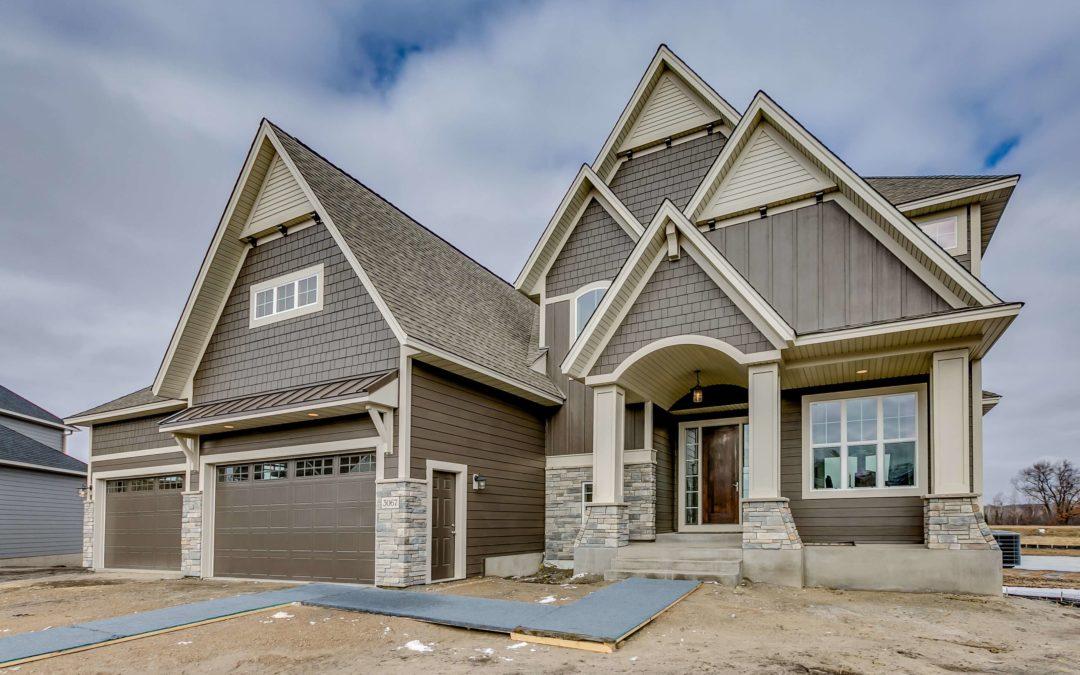 Single Family Construction Hits Ten Year High