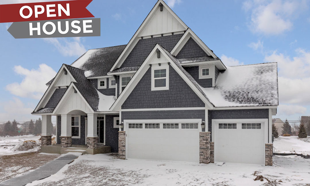 7538 Urbandale Lane N. Maple Grove MN U2013 $685,000 U2013 Woods At Rush Creek