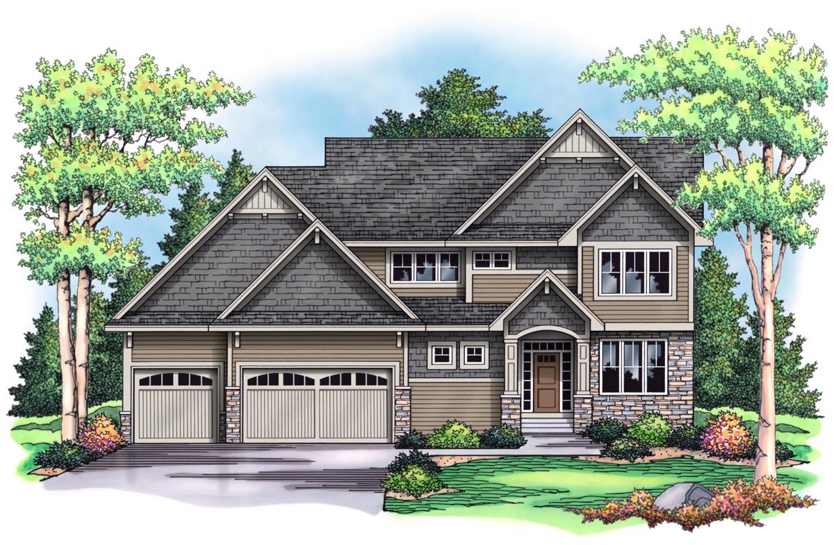 17266 69th Avenue N Maple Grove Mn Cedarcrest Sold