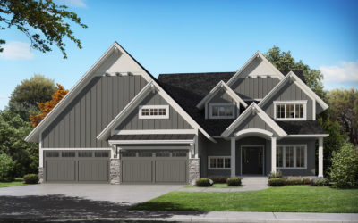 5515 Comstock Lane N. Plymouth MN – $899,900 – Serenity on the Greenway
