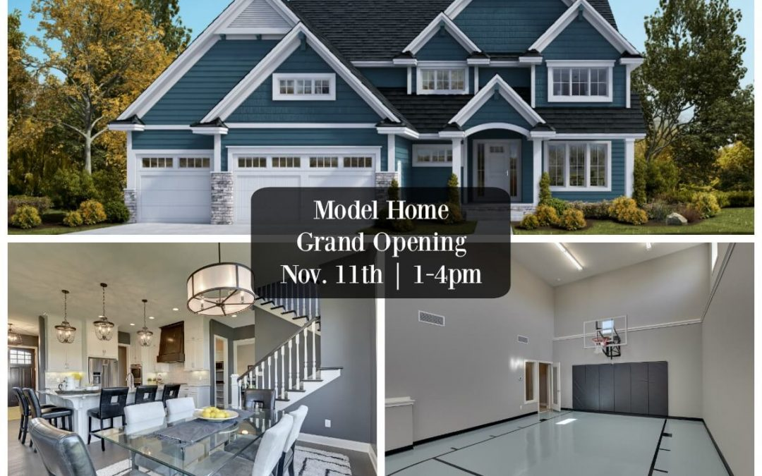 Events In The Twin Cities This November U0026 Model Home Grand Opening